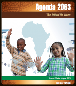 African Union 2063 Development Agenda