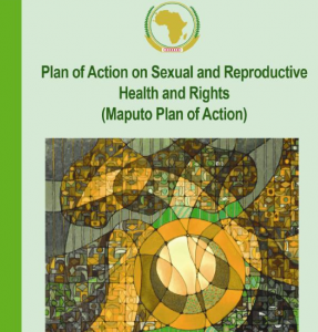 Maputo Plan of Action on Sexual & Reproductive Health